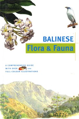 Cover image for Balinese Flora & Fauna
