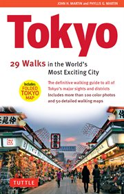 Tokyo: 29 walks in the world's most exciting city cover image