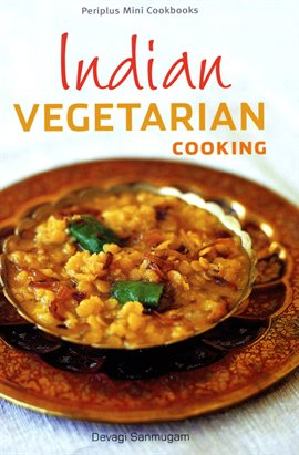 Cover image for Indian Vegetarian Cooking