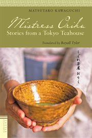 Mistress Oriku: stories from a Tokyo teahouse cover image
