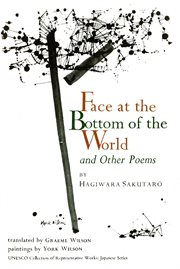 Face at the bottom of the world and other poems cover image