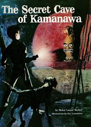 The secret cave of Kamanawa cover image