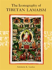 The Iconography of Tibetan Lamaism cover image