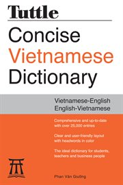 Tuttle Concise Vietnamese Dictionary