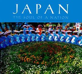 Japón, portada del libro