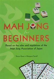 Mah Jong for Beginners