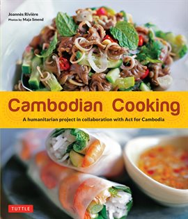 Cover image for Cambodian Cooking
