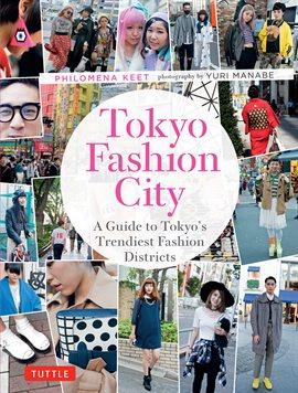 Tokyo Fashion City, portada del libro
