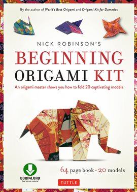 Cover image for Nick Robinson's Beginning Origami