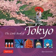 The little book of Tokyo cover image