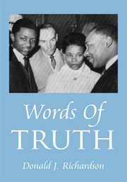 Words of truth cover image