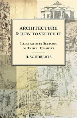 Cover image for Architecture and How to Sketch it