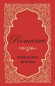 Romance: a novel cover image