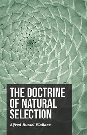 Doctrine of Natural Selection