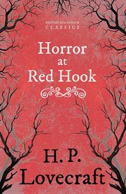 Horror at Red Hook (Fantasy and Horror Classics)