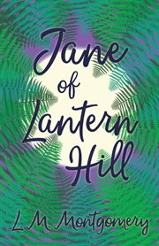 Jane of Lantern Hill cover image