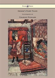 Grimm's fairy tales cover image