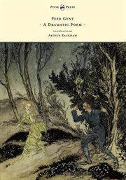 Peer Gynt : a dramatic poem cover image