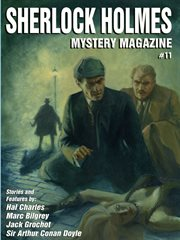 Sherlock Holmes mystery magazine. Issue #11 cover image