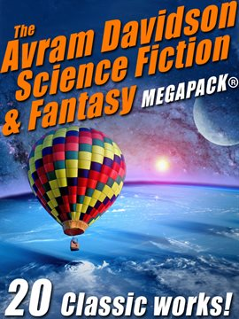Cover image for The Avram Davidson Science Fiction & Fantasy MEGAPACK®