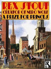 A prize for princes cover image