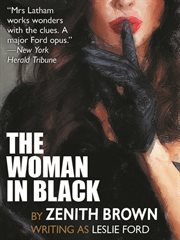 The woman in black : a classic mystery cover image