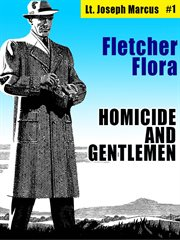 Homicide and gentleman cover image