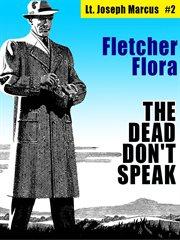 The Dead Don't Speak cover image