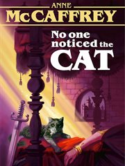 No one noticed the cat cover image