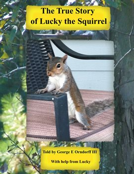 Cover image for Lucky the Squirrel
