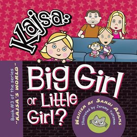 Cover image for Kajsa