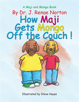 Cover image for A Maji and Mongo Book