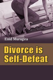 Divorce Is Self-defeat cover image