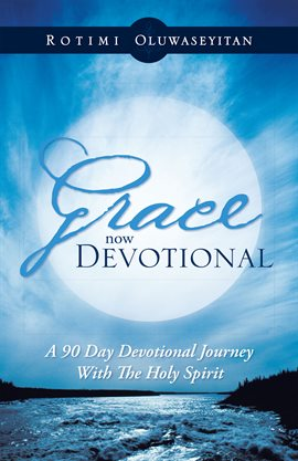 Cover image for Grace Now Devotional