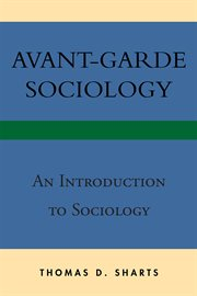 Avant-garde Sociology