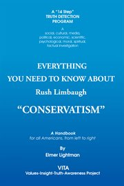"Everything You Need To Know About Rush Limbaugh ""conservatism"""