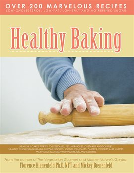 Cover image for Healthy Baking