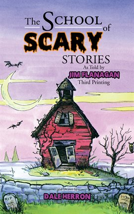 Cover image for The School of Scary Stories