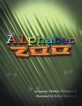 Cover image for Alphabet Zoo