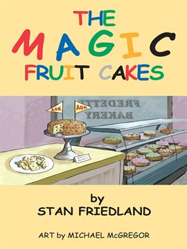 Cover image for The Magic Fruitcakes