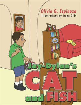 Cover image for Jay-Dylan's Cat and Fish