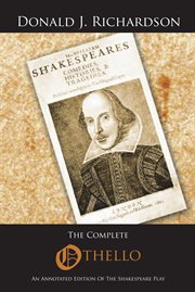 The Complete Othello : an Annotated Edition Of The Shakespeare Play cover image
