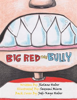 Cover image for Big Red the Bully