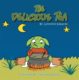 Cover image for The Delicious Tea