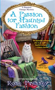 A passion for haunted fashion cover image