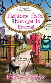 Fashions fade, haunted is eternal cover image