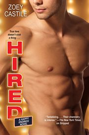 Hired : a happy ending novel cover image