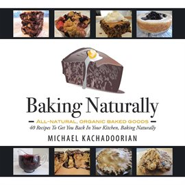 Cover image for Baking Naturally