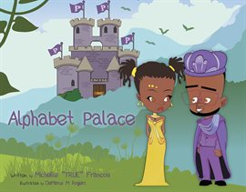 Cover image for Alphabet Palace