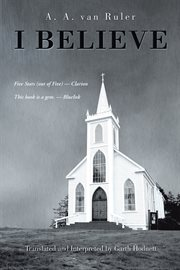 I believe cover image